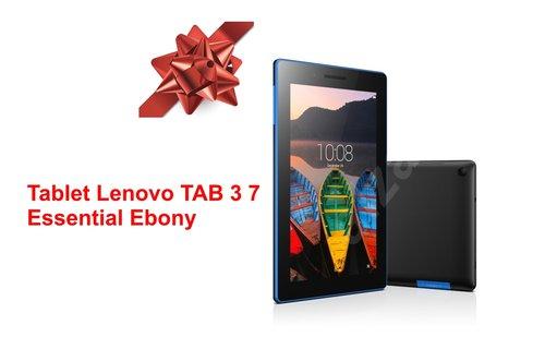 Lenovo TAB 3 7 Essential Ebony jako dárek zdarma